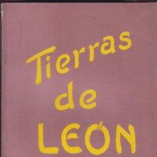 Libros: TIERRAS DE LEÓN 1962 96 PAGINAS LT253R. Lote 128504179