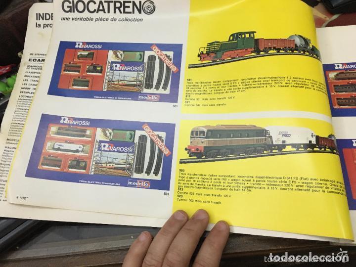 Libros: LIBRO LES CHEMINS DE FER ET LEUR HISTOIRE RACONTE PAR LES MODELES REDUITS - EDITION REVAROSSI - Foto 3 - 128731111