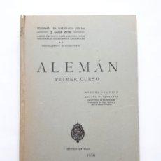Libros: LIBRO ANTIQUO. Lote 129715151