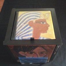 Libros: COLECCION JOYAS DEL ARTE - 5 TOMOS + 12 DVD + GUIA DE CONSULTA Y EXPOSITOR - PLANETA 2017. Lote 133382422