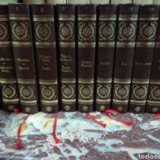 Libros: GRANDES MAESTROS DE LA LITERATURA CLÁSICA UNIVERSAL. Lote 133527254