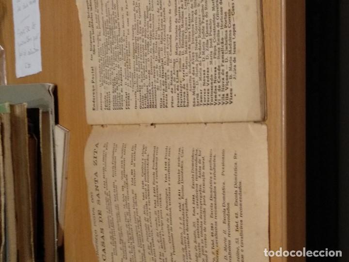 Libros: LISBOA - AÑO 1955 - ALMANAQUE DE SANTA ZITA - VER FOTOS - Foto 3 - 134199870