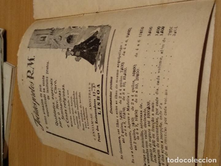 Libros: LISBOA - AÑO 1955 - ALMANAQUE DE SANTA ZITA - VER FOTOS - Foto 5 - 134199870