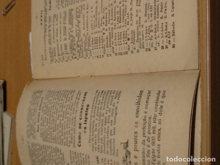Libros: LISBOA - AÑO 1955 - ALMANAQUE DE SANTA ZITA - VER FOTOS - Foto 6 - 134199870