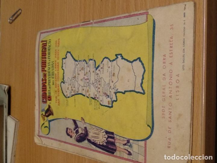 Libros: LISBOA - AÑO 1955 - ALMANAQUE DE SANTA ZITA - VER FOTOS - Foto 9 - 134199870