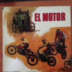 Libros: EL MOTOR. Lote 135068059