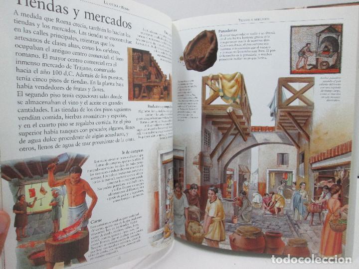 Libros: LIBRO LA ANTIGUA ROMA AL DESCUBIERTO - NEIL GRANT - TAPA DURA - Foto 3 - 135663263