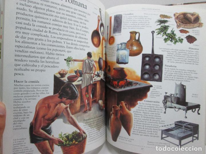 Libros: LIBRO LA ANTIGUA ROMA AL DESCUBIERTO - NEIL GRANT - TAPA DURA - Foto 4 - 135663263