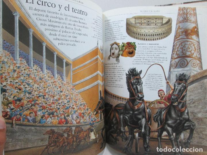 Libros: LIBRO LA ANTIGUA ROMA AL DESCUBIERTO - NEIL GRANT - TAPA DURA - Foto 5 - 135663263