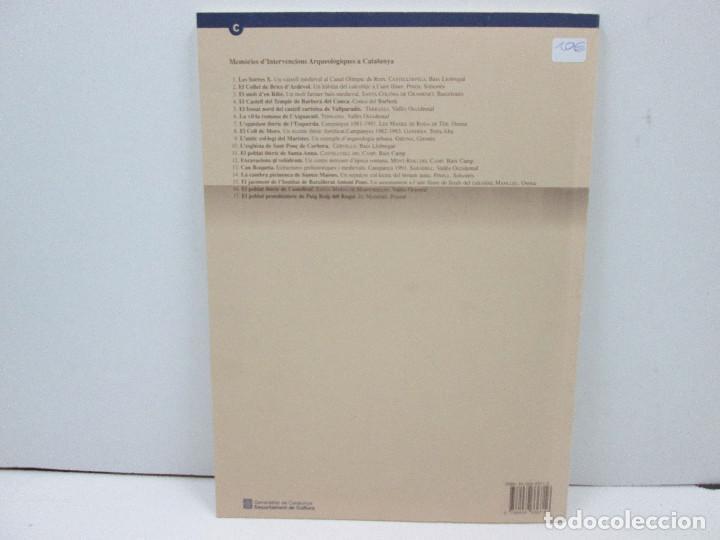Libros: LIBRO EL POBLAT PROTOHISTORIC DE PUIG ROIG DEL ROGET - CATALA - Foto 2 - 135762330