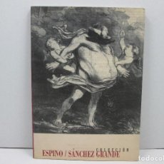 Libros: LIBRO COLECCION ESPINI / SANCHEZ GRANDE . Lote 135776914