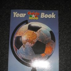 Libros: AGENDA ANUARIO YEARBOOK 1999/2000. Lote 136045202