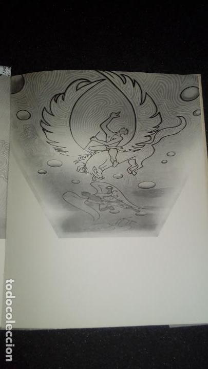 Libros: Cocteau. La Salle des Mariages. Hotel de Ville de Menton .Ilustraciones en b/n. - Foto 2 - 138533022