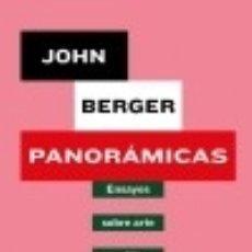 Libros: PANORÁMICAS ENSAYOS SOBRE ARTE Y POLÍTICA. Lote 139401633