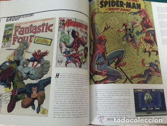 Libros: IMPRESIONANTE LIBRO - SPIDERMAN THE ICON DE STAN LEE- LIBRO AMERICANO - TITAN BOOK 2007 - COMO NUEVO - Foto 7 - 140453698