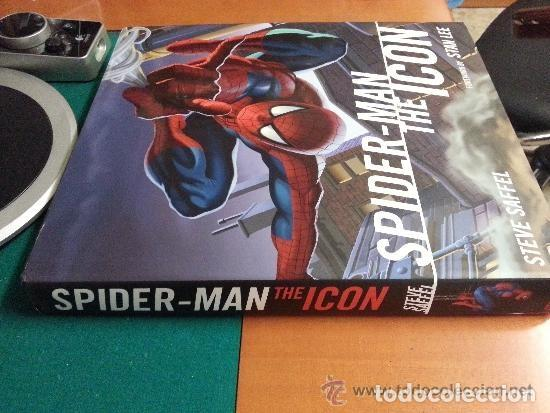 Libros: IMPRESIONANTE LIBRO - SPIDERMAN THE ICON DE STAN LEE- LIBRO AMERICANO - TITAN BOOK 2007 - COMO NUEVO - Foto 13 - 140453698