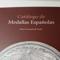 Libros: CATALOGO DE MEDALLAS ESPAÑOLAS. Lote 141296510
