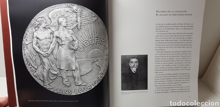 Libros: Catalogo de Medallas Españolas - Foto 2 - 141296510