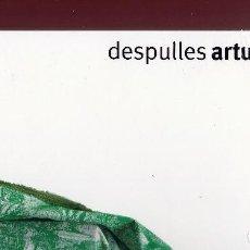 Libros: ARTUR HERAS DESPUELLES EXPOSICIÓN BANCAJA VALENCIA ED FUNDACIÓN BANCAJA 2000 1ª EDICIÓN PLASTIFICADO. Lote 141462754