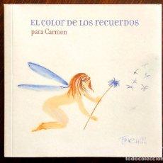 Libros: EL COLOR DE LOS RECUERDOS. LIBRO DE POESÍA DE JOSÉ B. RUIZ.. Lote 142383826