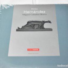 Libros: MATEO HERNÁNDEZ, MIGUEL CABAÑAS BRAVO. Lote 137656466