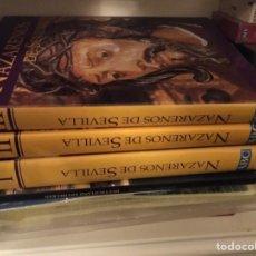 Libros: NAZARENOS DE SEVILLA. Lote 143203860