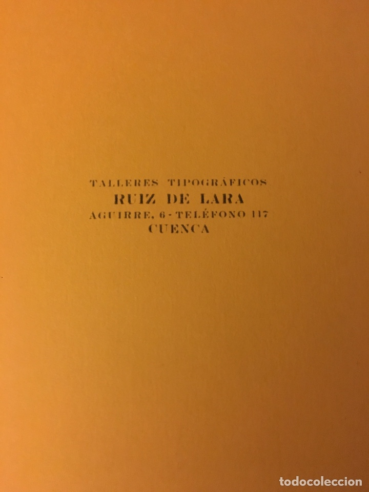 Libros: Catálogo wifredo Lam, Marco Pérez...1927 Cuenca - Foto 6 - 288422053