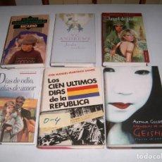 Libros: LOTE DE 6 LIBROS. Lote 146245422