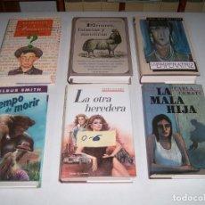 Libros: LOTE DE 6 LIBROS. Lote 146245490