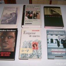 Libros: LOTE DE 6 LIBROS. Lote 146245654