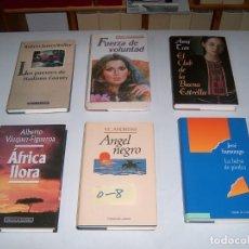 Libros: LOTE DE 6 LIBROS. Lote 146245770