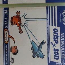 Libros: LOS MANUALES DE CRISP Y SON.. Lote 147690184