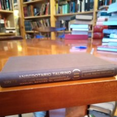 Libros: ANECDOTARIO TAURINO DE LUIS DOMINGUÍN A MANUEL BENÍTEZ EL CORDOBÉS (II). LUIS NIETO MANJÓN. Lote 148055277