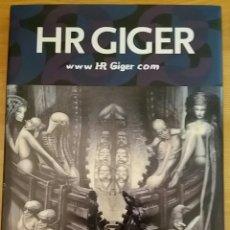 Libros: HR GIGER. WWW HR GIGER COM. TASCHEN, 2007.. Lote 150159306