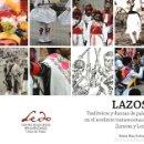 Libros: LAZOS. PAULITEROS Y DANZAS DE PALOS EN EL NORDESTE TRANSMONTANO (G. RIZO) C.E.B. 2017. Lote 151262502