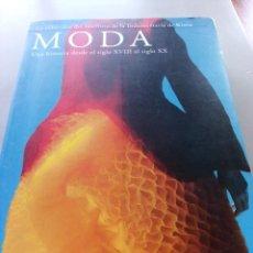 Libros: MODA. LA COLECCIÓN DEL INSTITUTO DE LA INDUMENTARIA DE KIOTO.. Lote 151689182