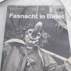 Libros: FASNACHT IN BASEL. Lote 155607030