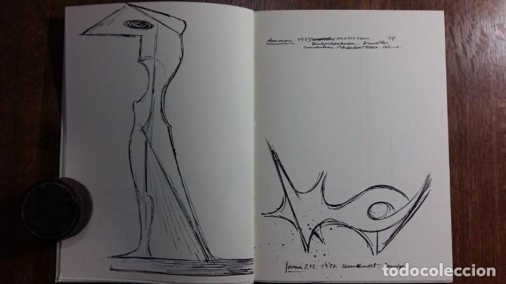 Libros: Quadern de Taller 1954 - 1987 de Josep Pedreira. Vic, 1987 - Foto 2 - 155995634