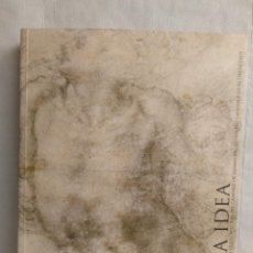 Libros: PRIMA IDEA. DIBUIXOS ITALIANS DELS SEGLES XVI I XVII DEL GRAPHISCHE SAMMLUNG HESSISCHES LANDESMUSEUM. Lote 156528690