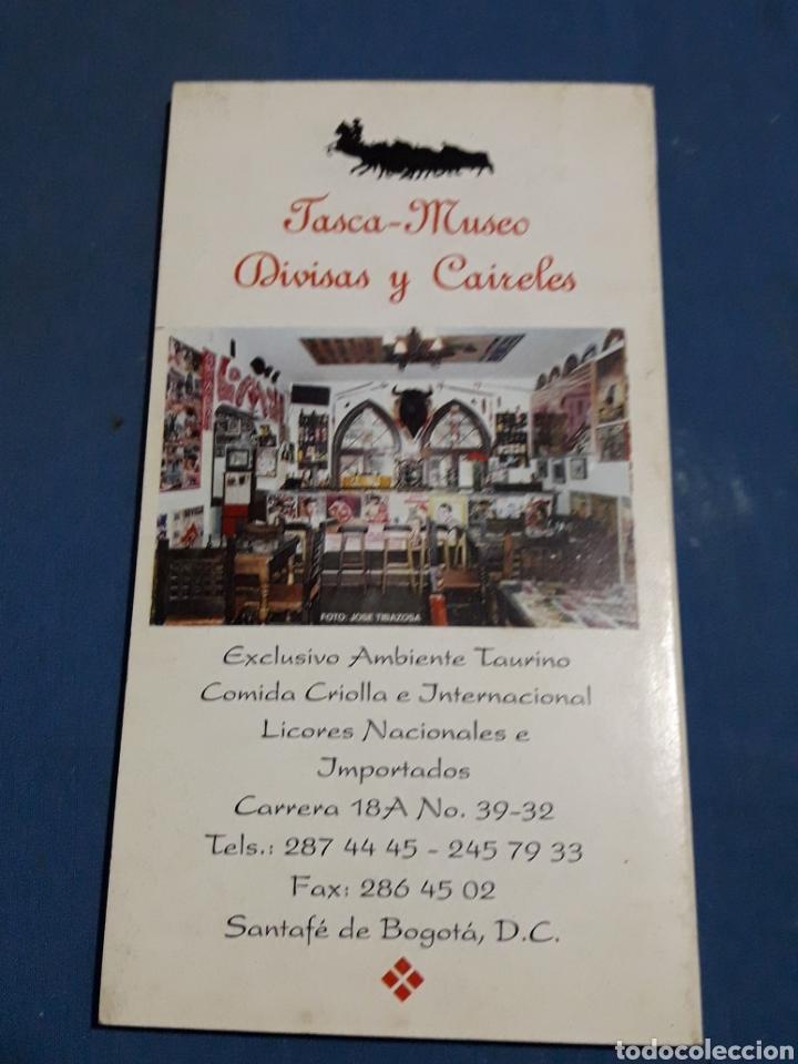 Libros: EL REGLAMENTO TAURINO OFICIAL DE SANTAFE DE BOGOTA 1994 COLOMBIA - Foto 2 - 156904130