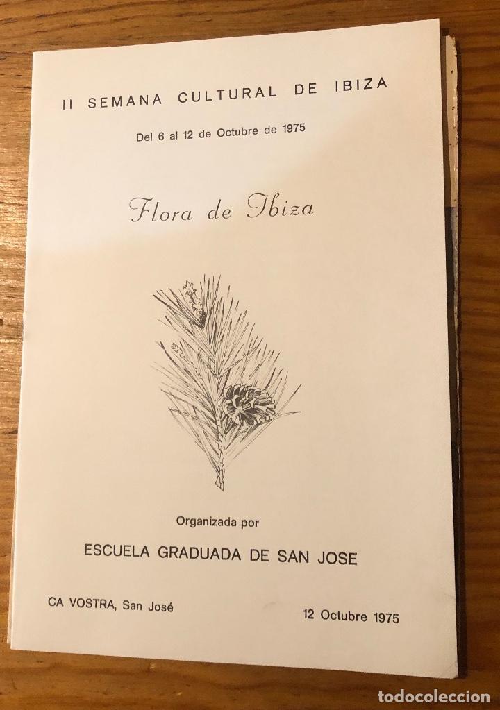 Libros: Semana cultural de Ibiza-3CUADERNOS-(33€) - Foto 3 - 157386006