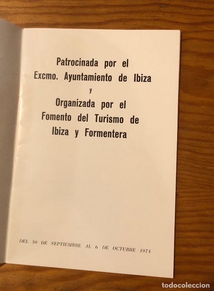 Libros: Semana cultural de Ibiza-3CUADERNOS-(33€) - Foto 5 - 157386006