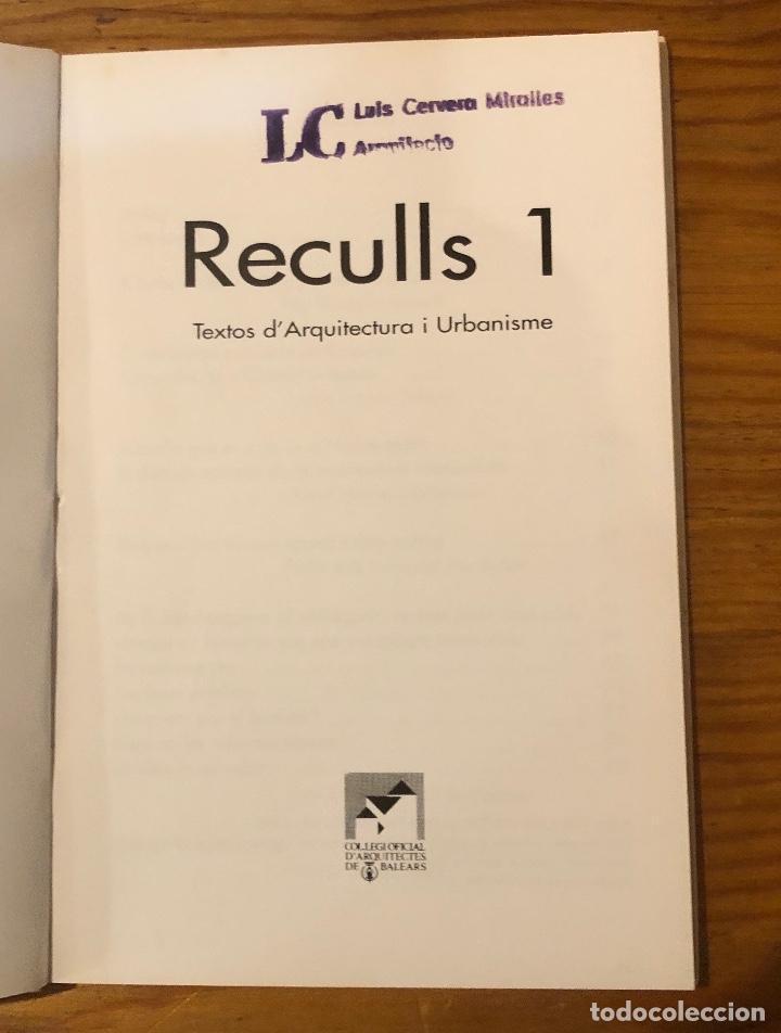 Libros: Reculls1(13€) - Foto 2 - 157386198