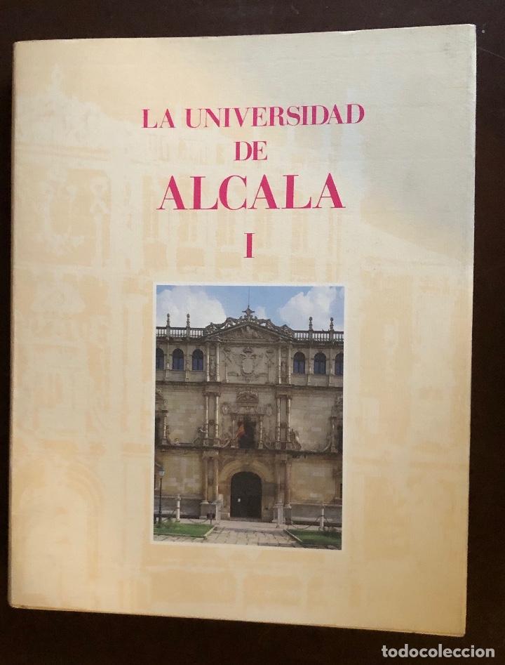 LA UNIVERSIDAD DE ALCALA-TOMO I(22€) (Libros Nuevos - Bellas Artes, ocio y coleccionismo - Otros)