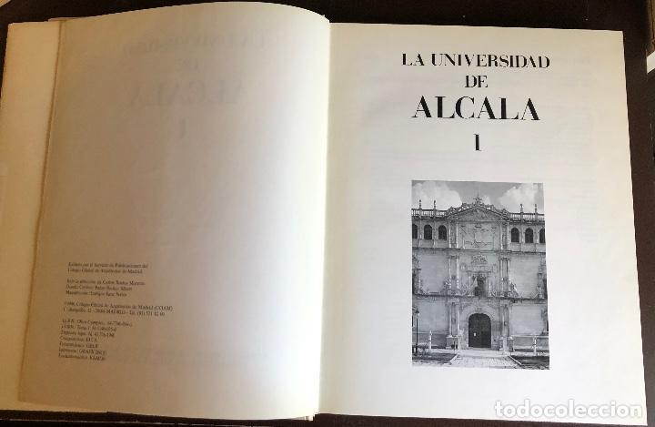 Libros: LA UNIVERSIDAD DE ALCALA-TOMO I(22€) - Foto 2 - 157386678