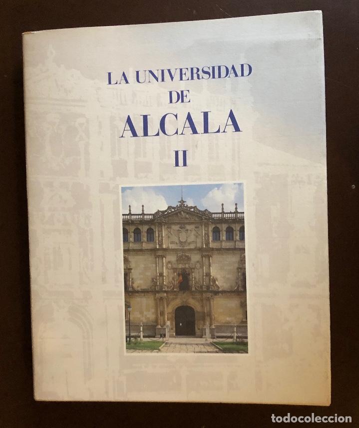LA UNIVERSIDAD DE ALCALA-TOMO II(22€) (Libros Nuevos - Bellas Artes, ocio y coleccionismo - Otros)