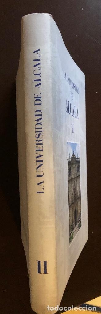 Libros: LA UNIVERSIDAD DE ALCALA-TOMO II(22€) - Foto 5 - 157386742
