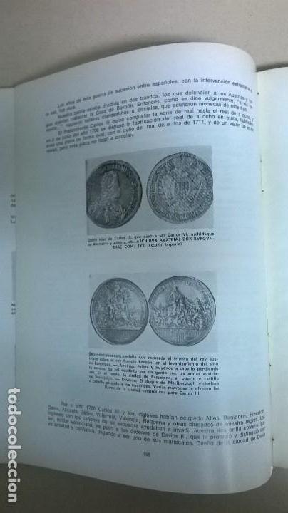 Libros: Numismática .Autor: Alejandro Sáez Gimenez. - Foto 12 - 158165094