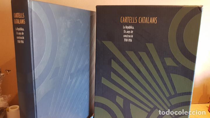 CARTELLS CATALANS / LA REPÚBLICA / ELS ANYS DE CONSTRUCCIÓ 1930-1936 / LIBRO NUEVO (Libros Nuevos - Bellas Artes, ocio y coleccionismo - Otros)