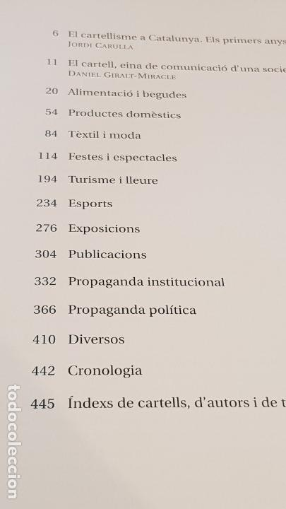 Libros: CARTELLS CATALANS / LA REPÚBLICA / ELS ANYS DE CONSTRUCCIÓ 1930-1936 / LIBRO NUEVO - Foto 4 - 158569426